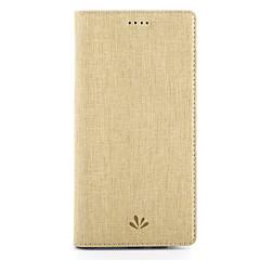 Samsung Galaxy C9 pro c5 kártya tartó állvánnyal ablakok esetén a teljes test esetében egyszínű kemény PU bőr