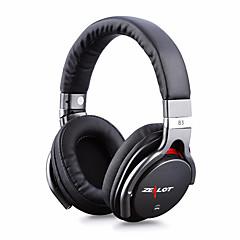 Zealot b5 hoofdtelefoon draadloze headset comfortabele koptelefoon high fidelity handsfree oproepen stereo muziek