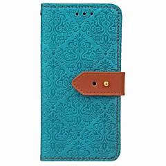 iPhone 7 7 plus burkolata kártya tartó pénztárca állvánnyal fordítsa mágneses testes esetben egyszínű pu bőr iPhone 6 6 plusz 5 5c 5s se 4