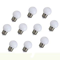 0.5W LED-globepærer 6 135 lm Orange V 10 stk.
