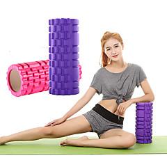 Fengtu® Health EVA Yoga Column Pilates Fitness Yoga Foam Roller Wwith Grid Trigger Point For Physio gym massage Tight Muscle 35* 14* 14 cm
