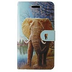 Samsung Galaxy A5 2017 a3 2017 suojus eläinten norsu kuoren kortin ja Booth a3 2016 A5 2016 a3 a5