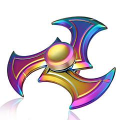 Hand Spinner Speeltjes Speeltjes Metaal EDC Relieves ADD, ADHD, Angst, Autisme