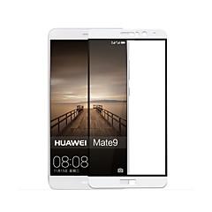 زجاج مقسي حامي الشاشة إلى Huawei Huawei Mate 9 حامي شاشة أمامي ضد البصمات (HD) دقة عالية 9Hقسوة 2.5Dحافة منعظفة انفجار برهان نحيل جداً