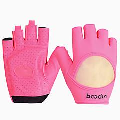 BODUN / SIDEBIKE® Activiteit/Sport Handschoenen Dames Fietshandschoenen Voorjaar Zomer Herfst Winter WielrenhandschoenenAdemend Slijtvast