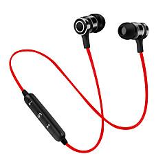 Κύκλος s6 μαγνήτη bluetooth ακουστικό ασύρματο ακουστικό bluetooth αθλητικά τρέχει στερεοφωνικά ακουστικά σούπερ μπάσο με μικρόφωνο για