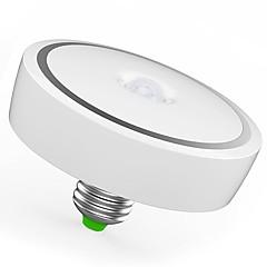 15w e27 johtanut lamppu r50 30smd 500 lm lämmin / viileä valkoinen kehon anturi valo-ohjaus ac85-265 v 1 kpl