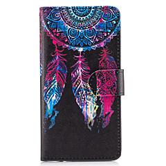 Taske til Sony Xperia x xa tilfælde dækker drømmemønsteret pu læder tasker til Sony Xperia x Compact Xz Premium Z5 Premium m2 M4 Aqua Xa1