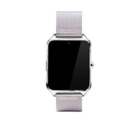 Yy z60 smartwatch kamera stand sim kort tf facebook twitter smart vækkeur til android / ios