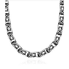 Erkek Gerdanlıklar Mücevher Mücevher Titanyum Çelik Eski Tip kostüm takısı Mücevher Uyumluluk Günlük