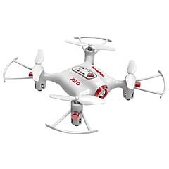 Drone X20 4.0 6 Akse - Fjernstyret Quadcopter 1 x brugsanvisning 1 x fjernkontrol 1 x oplader USB-kabel Skruetrækker