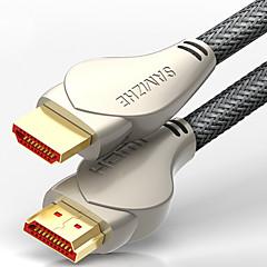 HDMI 2.0 Καλώδιο, HDMI 2.0 to HDMI 2.0 Καλώδιο Αρσενικό - Αρσενικό Επίχρυσο χαλκό 5.0m (16ft)