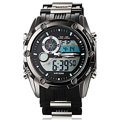 Top Watches men Luxury Brand Sport Men Digital LED Watch reloj hombre Male Clock Army Military wristwatch relogio masculino 2016