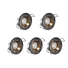 LED-kastlampen Koel wit 5 stuks