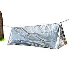 丰途 1 személy Sátor tartozék Egyszemélyes kemping sátor Összecsukható sátor Hordozható Szélbiztos Könnyű anyagok Púdertartó mert Vadászat