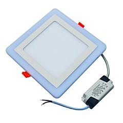 Paneelivalaisimet Kylmä valkoinen Sininen LED 1 kpl