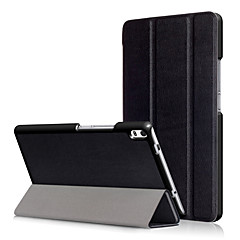 Pu tok borítás lenovo tab4 lap 4 8 plusz tb-8704f tb-8704n 8704 képernyővédővel