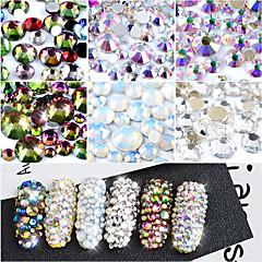 800 미술 장식 네일 라인 석 진주 메이크업 화장품 아트 디자인 네일