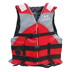 HiUmi 남여 공용 보호하는 울트라 라이트 (UL) 잠수복 민소매 자켓 구명 조끼-피싱 스노쿨링 항해
