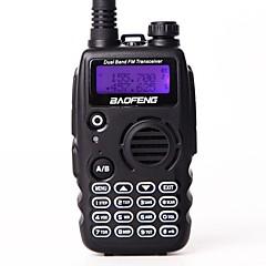 Baofeng uv-a52 φορητό ραδιοφωνικό ραδιόφωνο uhf vhf διπλής ζώνης bf α52 cb ραδιόφωνο 128χ vox camo χρώμα πομποδέκτης διπλής οθόνης για