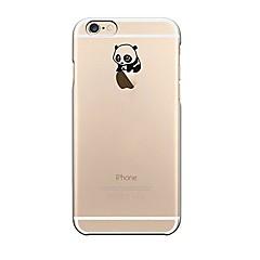 Taske til iphone 7 6 spiller med apple logo tpu blødt ultra-tyndt bagside cover cover iphone 7 plus 6 6s plus se 5s 5 5c 4s 4