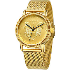 MEGIR Ανδρικά Αθλητικό Ρολόι Μοδάτο Ρολόι Καθημερινό Ρολόι Ρολόι Ξύλο Ρολόι Καρπού Μοναδικό Creative ρολόι Χαλαζίας ΗμερολόγιοΑνοξείδωτο