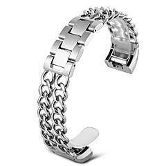 Fitbit charge 2 pasek na nadgarstek - srebrny