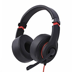 N6 over ørehovedbånd med hovedtelefoner Plad magnetisk mobiltelefon øretelefon med mikrofon ergonomisk komfortabelt headset