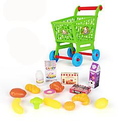 식료품 쇼핑 장난감 플라스틱 남자아이 여아