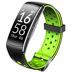 Αθλητικό Ρολόι / Μοδάτο Ρολόι / Ρολόι ΦοÏέματος για iOS / Android Συσκευή ΠαÏακολοÏθησης ΚαÏÎ´Î¹Î±ÎºÎ¿Ï ÎÎ±Î»Î¼Î¿Ï / Οθόνη Αφής / ΣυναγεÏμός / ΗμεÏολόγιο / Ανθεκτικό στο ÎεÏÏŒ / ΧÏονόμετÏÎ¿ / ΒηματόμετÏÎ¿