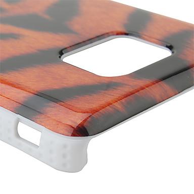 Housse de protection rigide pour Samsung i9100 (peau de tigre)