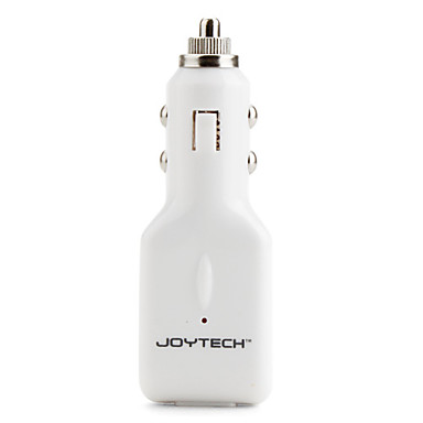 Joytech Universal In-Car Charger for DS Lite and PSP (White)