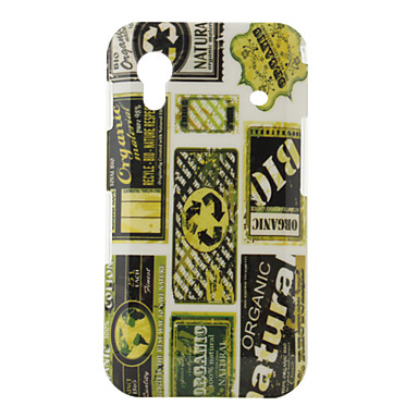 Protective Polycarbonate Case for Blackberry 8520 and 8530 (London)