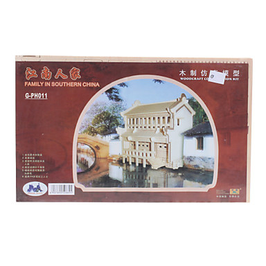 ... 3D Arkitektur Puzzle Jigsaw (Model: G-PH011) 548399 2016 – €8.99