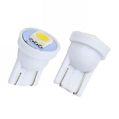 T10 automatique blanc 2w smd 5050 4000 4500lumi res pour for Eclairage automatique interieur