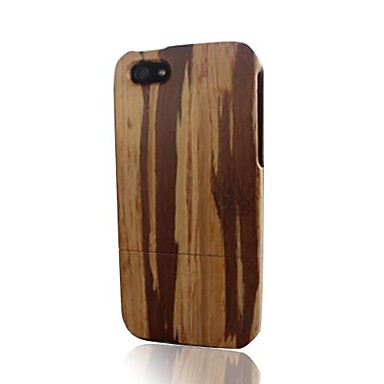 Iphone 5 hout
