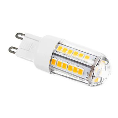 G9 3W 460LM 3000K 42x2835SMD теплый белый свет Светодиодные Кукуруза лампы (220)