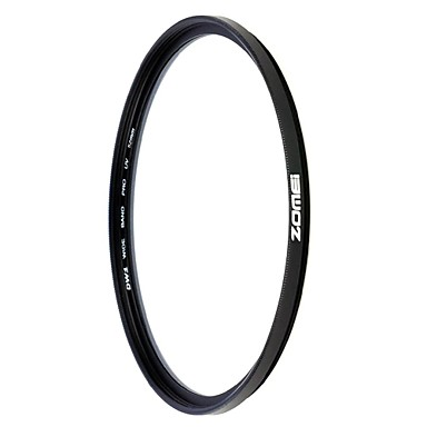 Zomei Ultra Slim AGC Optical Glass UV Ultra Violet Lens Filter - 52mm