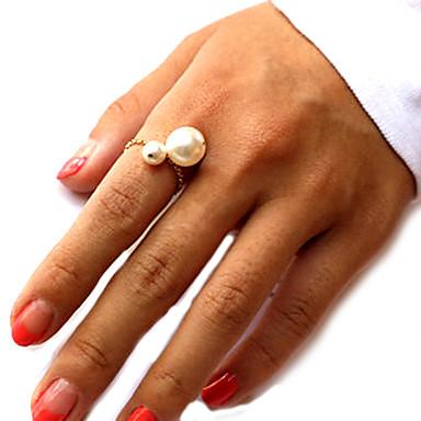 Anneau blanc big band petit gland de perles de mode shixin 1 pc de 1878300 2017 - Anneau de gland ...
