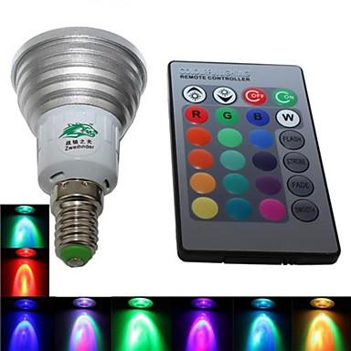 Faretti 1 Illuminazione LED integrata Zweihnde BA E14 4 W Intensità regolabile/Controllo a ...