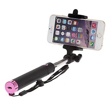 estensibile wireless bastone selfie fotocamera cavalletto monopiede per cellu. Black Bedroom Furniture Sets. Home Design Ideas