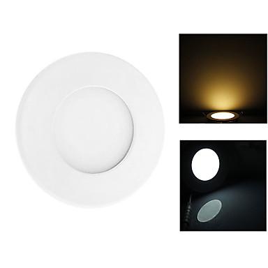 3w 15x2835 smd 240ml warm wit koud wit led paneel licht. Black Bedroom Furniture Sets. Home Design Ideas