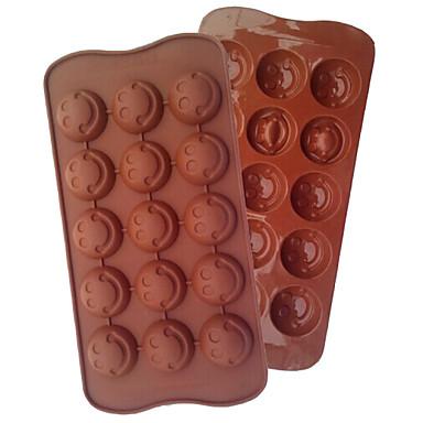 Sorriso moda fai da te ecologico cioccolato del silicone for Attrezzi da cucina in silicone