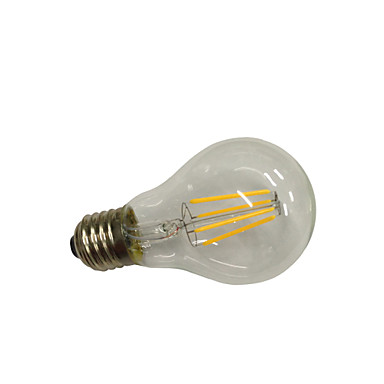 Lampade LED a incandescenza 4 SMD 山色 E26/E27 4 W Decorativo 320-360lm LM Bianco caldo/Luce ...