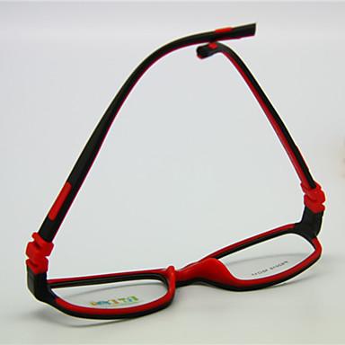 9-12Y Kids' Round Full-Rim Eyeglasses