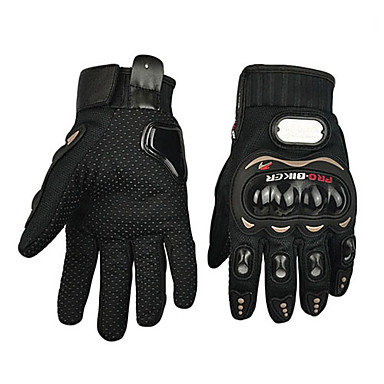 PRO-BIKER Professional Skid-Proof Full Finger Motorcycle Racing Gloves