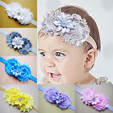 fashion baby girl toddler infant elastic hairband