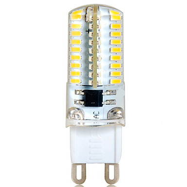 6w g9 2 pins led lampen t 72 smd 3014 580 lm warm wit. Black Bedroom Furniture Sets. Home Design Ideas