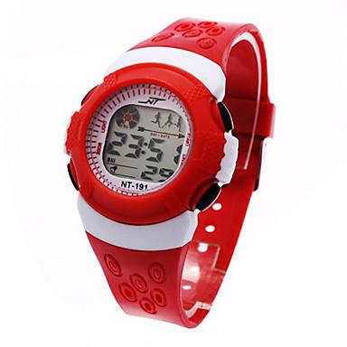 Children Kids Sports Stop Electronic Wrist Watch Night