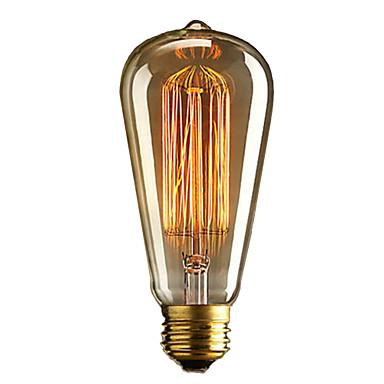Filamento lâmpada retro vintage industrial incandescente 36-40w de 635509 201...
